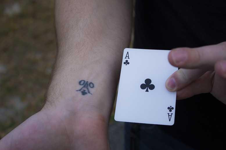 tatuaż do usunięcia laserowego
