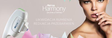 Nowość Alma Harmony XL PRO Special Edition